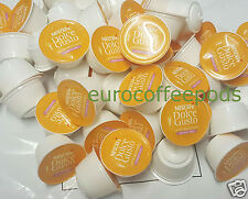 50 x Dolce Gusto Skinny Latte Milk Pods (Less Sweet)