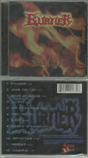 Burner Reign Sealed CD, Metal/Hard Rock 2001 Fireball Records