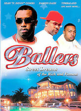 Ballers: Street Dreams of the Rich and Famous ☆☆☆☆☆ DVD NEW SEALED