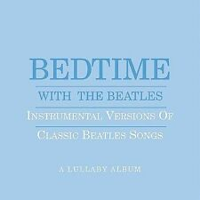 Falkner, Jason Bedtime With the Beatles (Blue Cover) CD