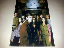 "FIREFLY CAST X5 PP SIGNED POSTER 12""X8"" SERENITY JOSS WHEDON"