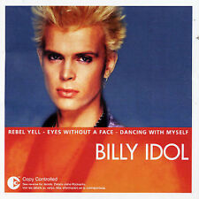 The Essential by Billy Idol (CD, Mar-2003, Chrysalis Records)