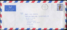 United Arab Emirates UAE 1990 Commercial Airmail Cover To England #C32919