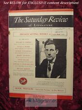 Saturday REVIEW January 14 1939 SIEGFRIED SASSOON DON MARQUIS