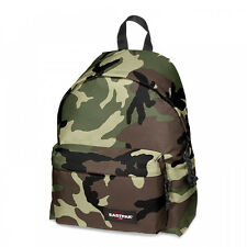 Backpack EASTPACK 24 L camouflage padded CAMO waterproofed