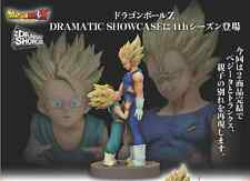 Banpresto Dragon Ball Z Dramatic Showcase Vegeta & Trunks Set Figurine