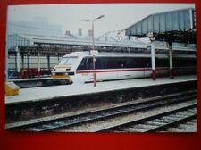 PHOTO  DVT LOCO NO 82142 IN INTERCITY LIVERY AT CREWE STATION