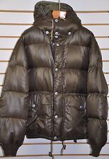 Men's Polo Ralph Lauren,  Quilted Puffer DOWN JACKET. Sz.M- Brown
