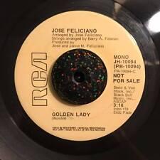 70s LATIN SOUL 45 Jose Feliciano-Golden Lady HEAR IT!