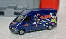 Herpa 47128 HO 1/87 Mercedes Sprinter Van HARIBO C-9 Factory Newm In Box