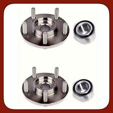 2 FRONT WHEEL HUB & BEARING FOR MAZDA CX-7 (2007-2012) NEW FAST SHIPPING