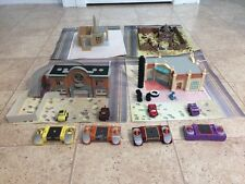 Disney Parks Pixar Cars Radiator Springs Lot of Playsets ALL COMPLETE Working