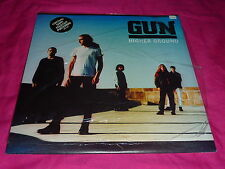 "12"" VINYL - GUN - HIGHER GROUND - POSTERBAG - SEALED"