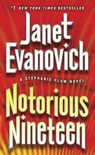 Notorious Nineteen by Janet Evanovich (BB) *PB*  PLUM!!