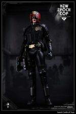 1/6 VTS Toys VM-013 Female New Epoch Cop Judge Dredd Figure In Stock Now DAM