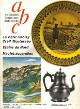 ABC . Antiquites - Beaux-arts - Curiosites . No 206 . Fevrier 1982 .