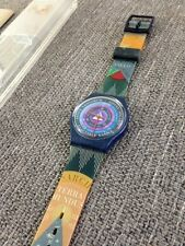 Swatch Tarot GN131 1993 Fall Winter Collection Standard Gents 34mm