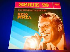 Ezio Pinza - Un Romagnolo a New York - Mizar Records SER.22002 Year 1980 NM/NM