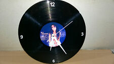 AMY WINEHOUSE Rehab  VINYL LP  Wall Clock  (Gift,Decor)