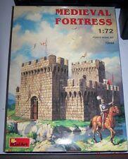 Mini Arte Miniart 1:72nd escala Castillo Medieval