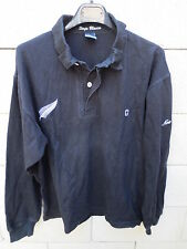 Polo SERGE BLANCO 15 maillot QUINZE NEW ZEALAND All Blacks Nouvelle Zélande XL