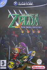La Leyenda de Zelda: Four Swords Adventures (Nintendo GameCube, 2005)