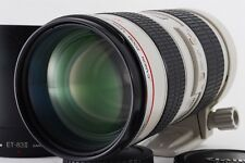 【AB- Exc】 Canon EF 70-200mm f/2.8 L USM AF Lens w/ Hood From JAPAN #1677