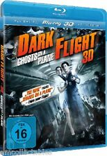 BLU-RAY  3D - DARK FLIGHT - GHOSTS ON A PLANE - NEU/OVP
