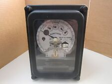 GENERAL ELECTRIC 704X64G548 POLYPHASE WATTHOUR METER DSM-63 21000 704 X 64 G 548