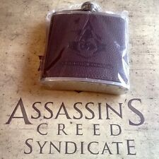 Assassins Creed Syndicate Big Ben Edition Collectors Exclusive Hip Flask NO GAME
