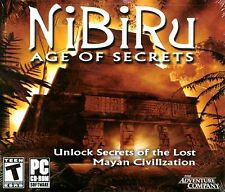 NiBiRu Age Of Secrets PC Games Windows 10 8 7 Computer point and click adventure