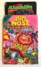 Big Nose Freaks Out Video Game for the (Aladdin Deck Enhancer Version)(NES)
