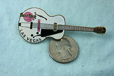 HARD ROCK HOTEL PIN LAS VEGAS 2007 WHITE GRETSCH GUITAR
