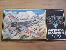 VEB Plasticart 15600 - Junkers G23/24 - 1:72 OVP 189