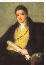 Sir Francis Freeling 1764-1836 Postcard National Postal Museum Mint