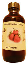 Pure Strawberry Extract by OliveNation 4 oz
