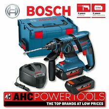 BOSCH GBH 36 V 10 CE Compact BRUSHLESS 36 V 10 SDS PLUS Rotary Hammer Drill (2 x 2.0 Ah)