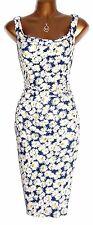 BNWT Stunning DIANE Von FURSTENBERG Silk Jersey Daisy Dress S UK 8 10 US 2 4