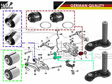 FOR BMW X5 E53 REAR SWINGING ARM FRONT BUSHES INTEGRAL LINKS ROSE HUB BALL JOINT