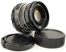 NEW! INDUSTAR-61 L/D Russian Lens Micro 4/3 MFT Mount Olympus PEN OM-D Panasonic