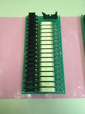 Hitachi Seiki IN-90009-HS Bestact Relay Board / Very Clean / Good Takeout