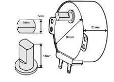 PANASONIC MICROWAVE OVEN TURNTABLE MOTOR NN9850 NN9859  A63265451QP, MVLJ26ZA01