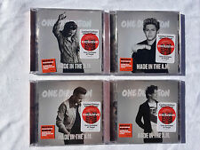 One Direction Made In The A M 1D Limited Edition Four CD Harry Niall Liam Louis