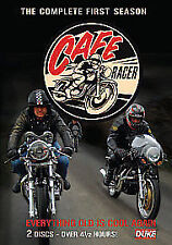 Cafe Racer - Series 1 - Complete, 5017559118761