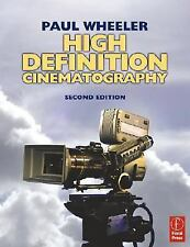 High Definition Cinematography, Second Edition