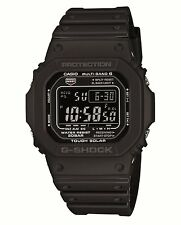 CASIO G-SHOCK GW-M5610-1BJF TOUGH SOLAR RADIO MULTIBAND Watch Japan