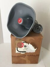 Atlas Sound AP-15T HORN LOUDSPEAKER omni new old stock in box