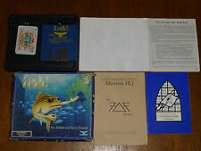 Fish! - Magnetic Scrolls - Acorn Archimedes / A3000 / Risc PC etc / Risc OS