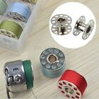 30x Metal Standard Sewing Machine Bobbins Spools Reels Home Factory Accessories