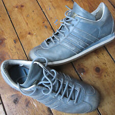 Adidas Originals Country O FG Pale / Sky Blue Leather Trainers UK 6.5 Unisex